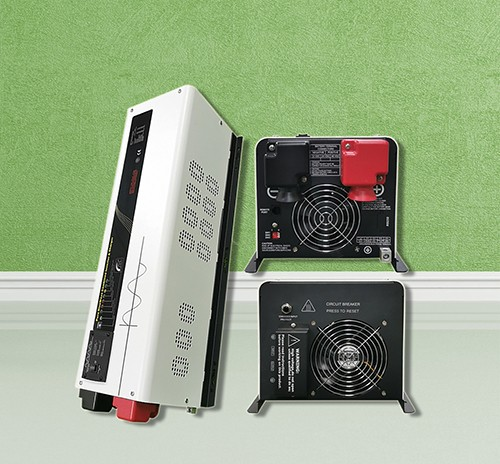 Power frequent inverter